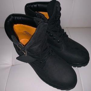 Men's Black Timberland Boots